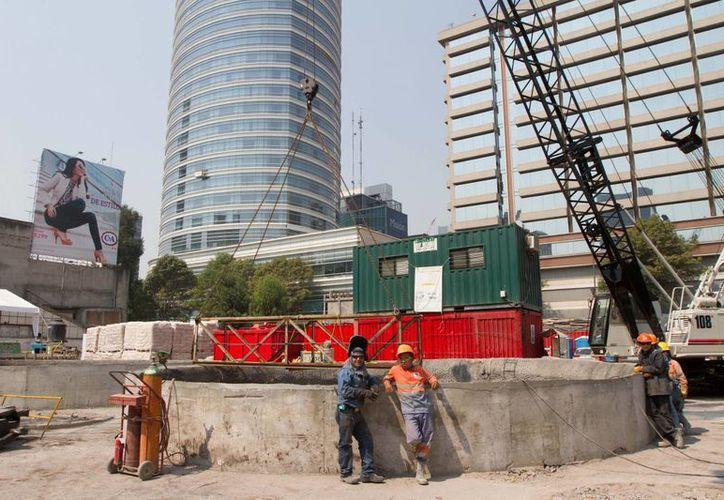 El sector de la construcción se mantuvo estancado en los últimos meses. (Archivo/Notimex)