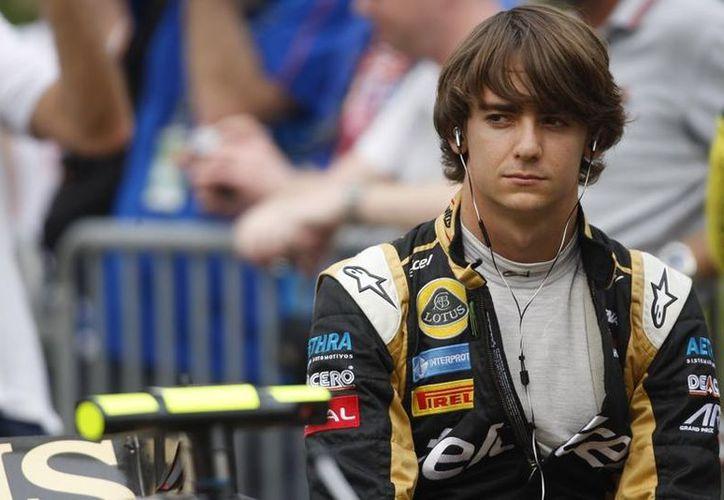 Esteban Gutiérrez concluyó en la tercera posición en el campeonato de pilotos de la GP2. (Foto: GP2)
