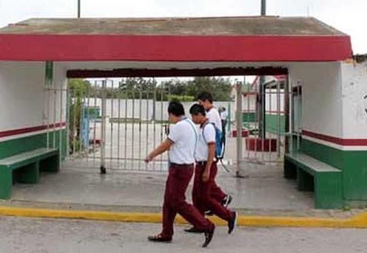 Las escuelas públicas y privadas ponen en marcha el Plan de Vigilancia Vacacional. (Foto/Internet)