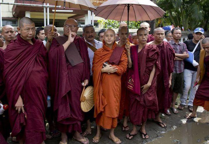 Mianmar es un país predominantemente budista de 60 millones de habitantes. (Agencias)