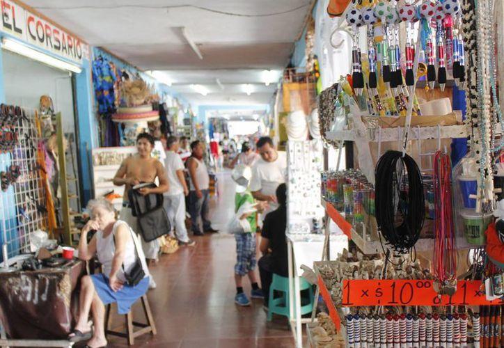 El ayuntamiento sólo tiene dos mercados en su propiedad. (Jesús Tijerina/SIPSE)