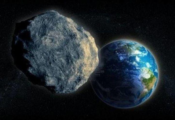 El asteroide 2004 BL86 fue descubierto en enero de 2004. (larazon.com.do)