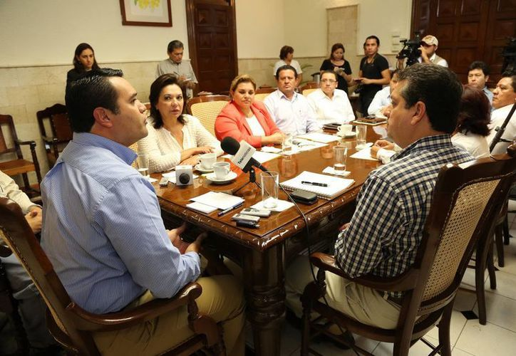 Regidores priistas esperan que se convoque al Cabildo meridano para nombrar a la regidora suplente. (Archivo SIPSE)
