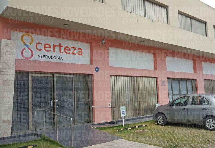 Certeza ofrece servicios subrogados de hemodiálisis. (Jesús Tijerina/SIPSE)