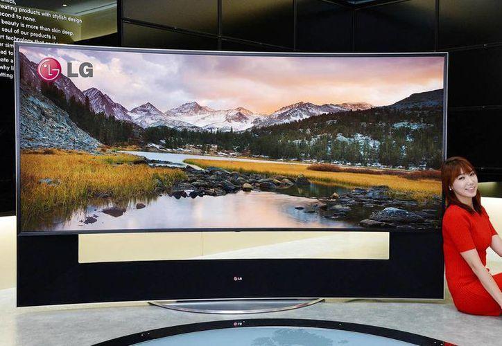 Las ventas de televisores subirán de forma progresiva durante el próximo lustro, según las predicciones de CEA. (Internet)
