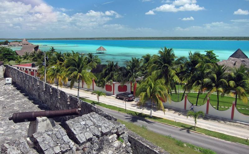 Resultado de imagen para Fuerte de San Felipe de Bacalar