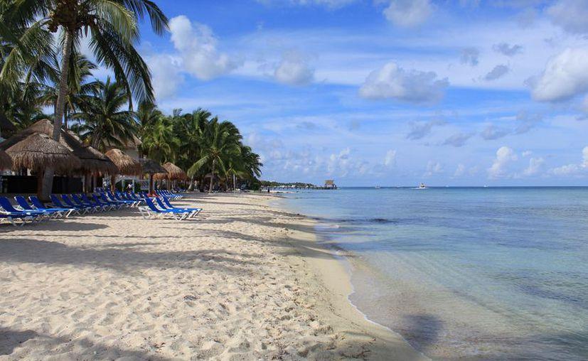 Playa de Cozumel. (Sedetur)