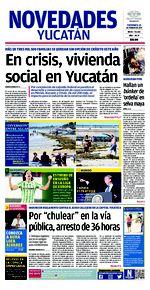 En crisis, vivienda social en Yucatán