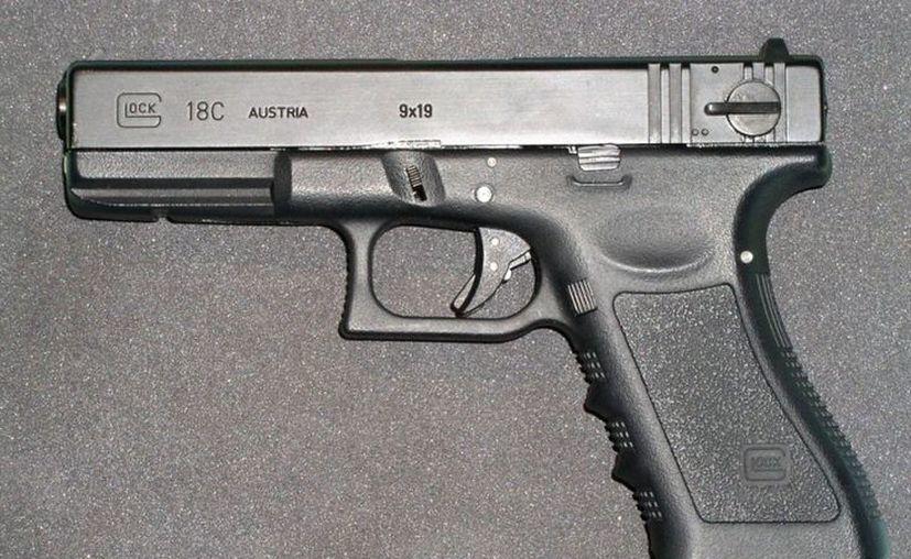 El armamento que traía el grupo delictivo fue puesto a disposición del Ministerio Público. (Redacción)