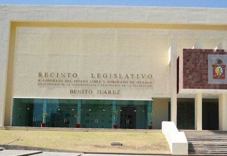 El diputado plurinominal electo por el Partido Nueva Alianza en Oaxaca, fue desconocido por el dirigente estatal Bersaín López. (.congresooaxaca.gob.mx)