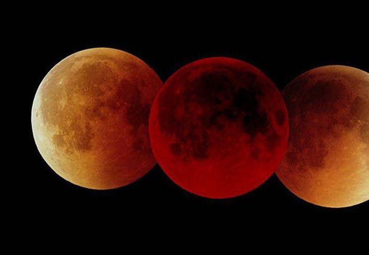 El próximo viernes 27 de julio ocurrirá el eclipse lunar más largo del siglo XXI. (Nasa)