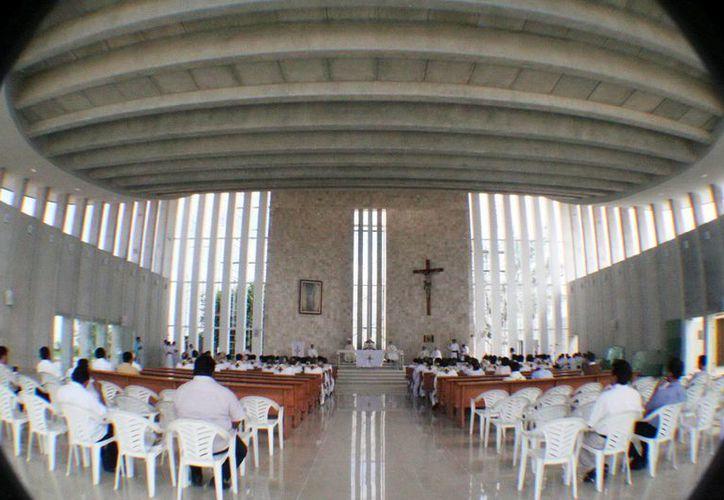 En esta Semana Santa los 35 seminaristas yucatecos del Seminario Mayor viajarán de misiones a varias comunidades parroquiales de la Arquidiócesis, así como los 18 estudiantes del Curso Introductorio y 55 del Seminario Menor. (Milenio Novedades)