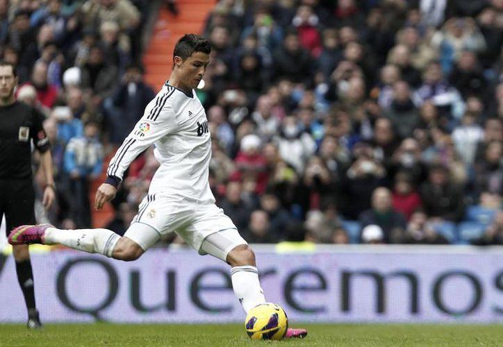 De no renovar su contrato, está sería la última temporada de Cristiano Ronaldo con el equipo Merengue. (Notimex)