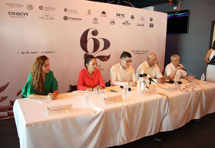 Anuncian la presentación de largometrajes de países como México, Suiza, Bélgica, Italia y Uruguay. (Ángel Castilla/SIPSE)