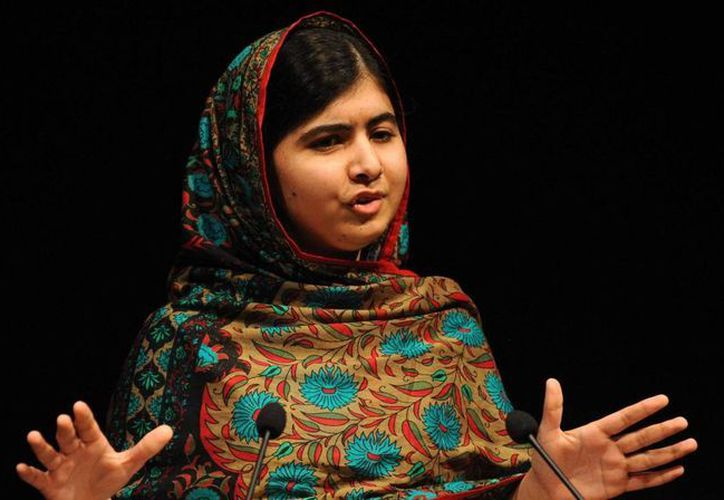La policía Británica asegura que las amenazas de muerte a Malala Yousafzai han crecido de manera exponencial. (Archivo/AP)