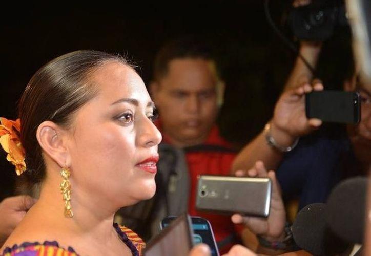 Esta no es la primera vez que Perla Tun no asiste a una reunión encabezada por Carlos Joaquín. (Redacción/ SIPSE)