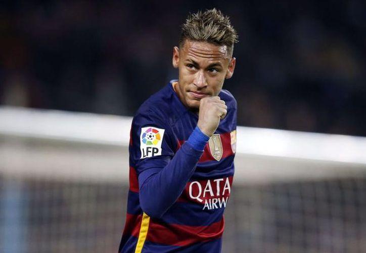 Neymar se consideró el héroe del partido entre Paris Saint-Germain y Barcelona. (neymarjr.net)