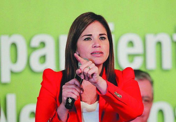 Según sondeos, Ivonne Álvarez ocupa la mejor posición entre los aspirantes del PRI a la candidatura para el Gobierno de Nuevo León. (elhorizonte.mx)
