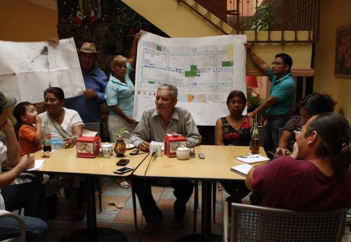 La colonia Chiapas Siglo XXI, lleva  años en Cancún. (Tomás Álvarez/SIPSE)