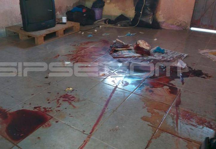 El joven herido fue trasladado al hospital más cercano donde se reportó delicado. (Foto: Sipse.com)