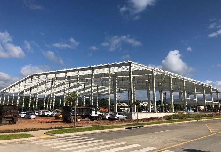 Estas instalaciones tendrán 22 mil metros cuadrados, a diferencia de las de Yucatán que tienen 28 mil 500. (Milenio Novedades)