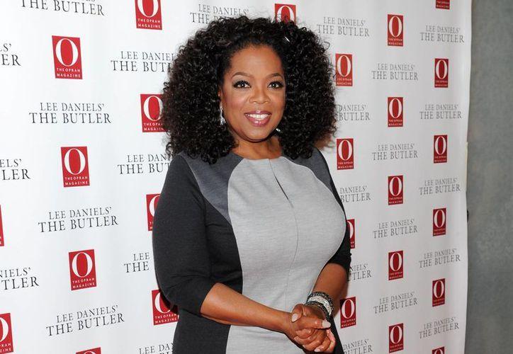 Varios medios de prensa también han lamentado la impresión que Oprah  Winfrey se llevó de Suiza. (Agencias)