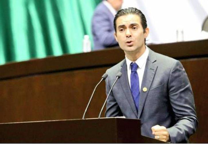 El también actor, se ganó un curul en las pasadas elecciones por el Distrito 8 en Guadalupe, Nuevo Léon. (SDP Noticias)