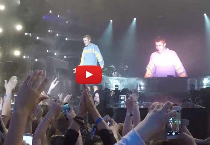 Bieber continuará con su gira 'Purpose' en Berna, Suiza, el jueves 15 de junio. (Contexto)