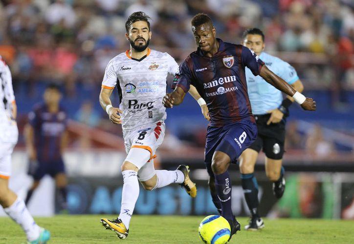 Los equipos empataron 0-0 en la jornada 10 del Torneo Clausura. (Raúl Caballero/SIPSE)