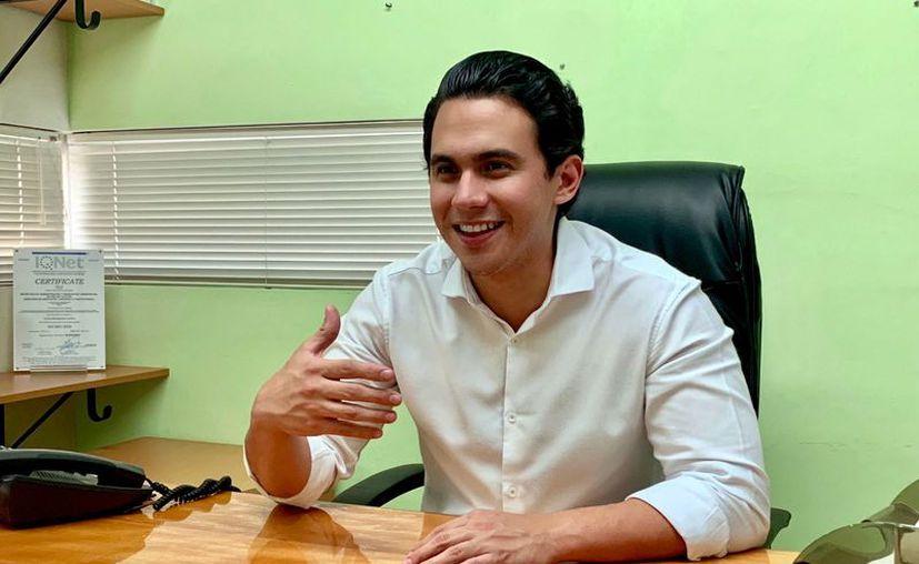 Álvaro Cetina Puerto fue nombrado director de Innovación y Desarrollo Institucional de la Secretaría de Administración y Finanzas. (SIPSE)