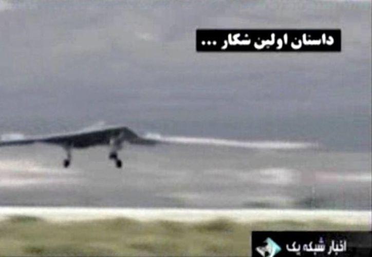 Estados Unidos desmintió la captura de su vehículo no tripulado. (Agencias)