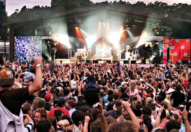 """El festival """"Mil x el Rock Cancún"""" busca impulsar el talento local. (Contexto/Internet)"""