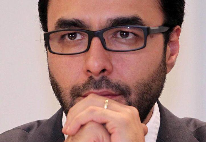Gabriel Contreras, titular del Ifetel, dijo que la garantía de seriedad por 415 millones de pesos no es una exageración. (Notimex)