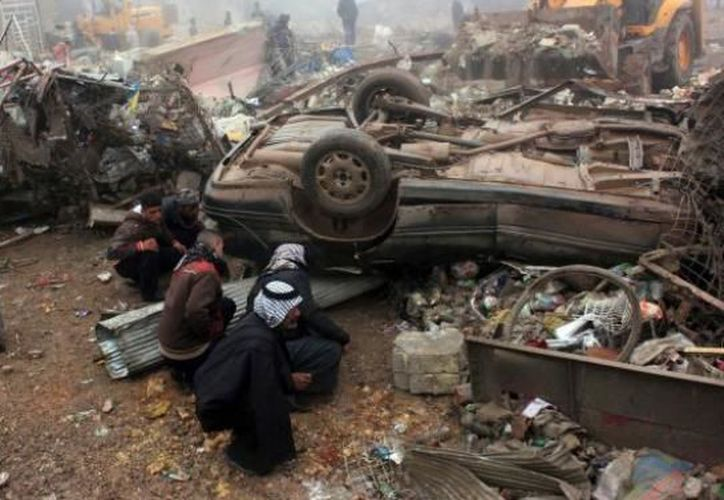 Las fuerzas iraquíes recuperaron el control de uno de los últimos barrios de la ciudad septentrional de Mosul. (AP).