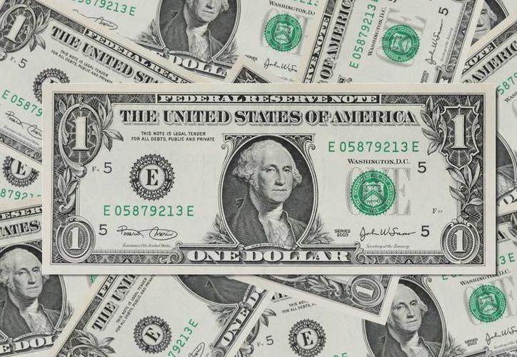 La caída en los mercados internacionales impacta al dólar. (Archivo / bubblejam.net)