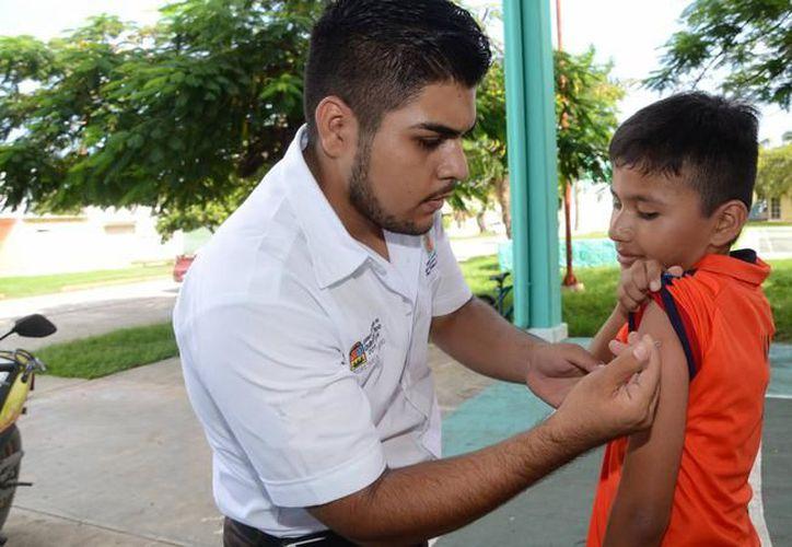Jornadas de vacunación que no incluyen la de hepatitis A. (SIPSE).