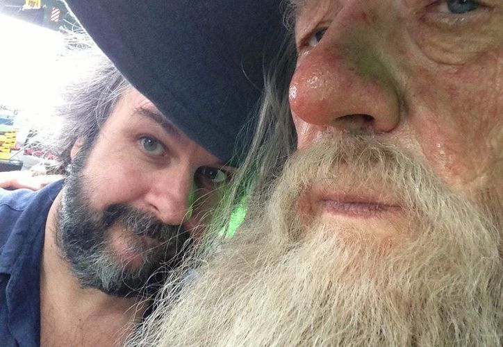 """A finales de este año se entrenará """"El Hobbit, La desolación de Smaug"""", mientras que """"El Hobbit: Partida y regreso"""", filme que pone fin a la saga de Peter Jackson, verá la luz el 2014. (Facebook oficial)"""