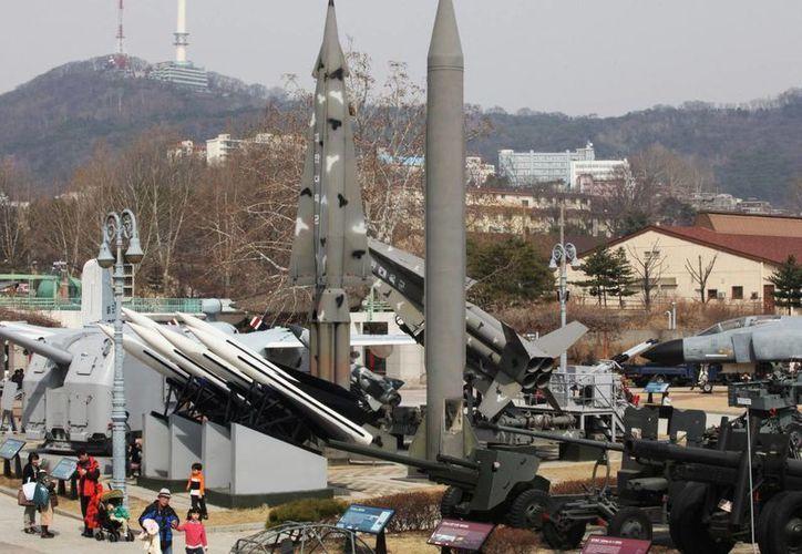 EU y Corea del Sur siguen de cerca la situación de la península. (Archivo/Agencias)
