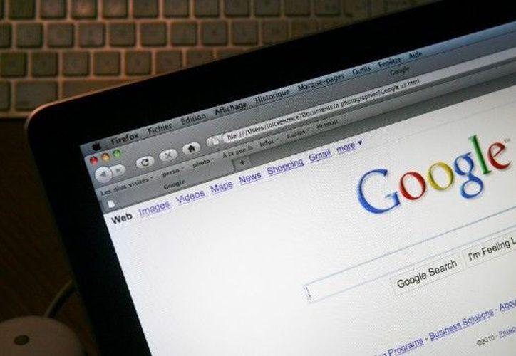 En 2013, Google se cayó durante tres minutos y el tráfico mundial cayó un 40%. (Contexto/Internet).