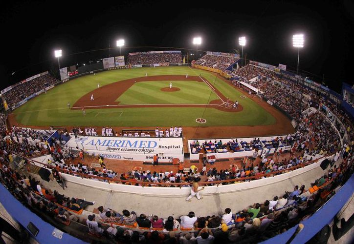 Los Tigres de Quintana Roo abrirán la temporada en casa el 1 de abril. (Redacción/SIPSE)