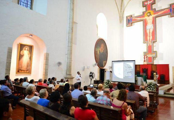'Monjas' será desde ahora sede de la Vicaría de la Vida Consagrada. (SIPSE)