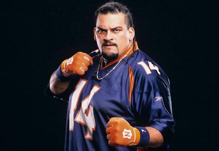 Matt trabajó en WWE varios años, inició junto a su fallecido primo Umaga. (Foto: Contexto/Internet)