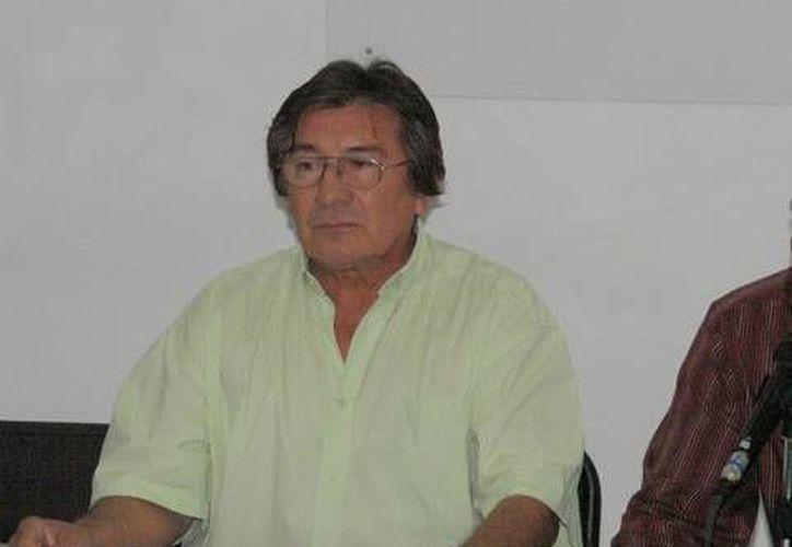 Leonel Macías ha corrido en muchas competencias en Yucatán y ha organizado muchas más. (idey.gob.mx)