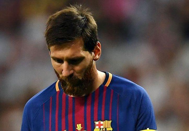 La familia Messi no informó el deceso de don Antonio hasta hoy. (Sporthiva)