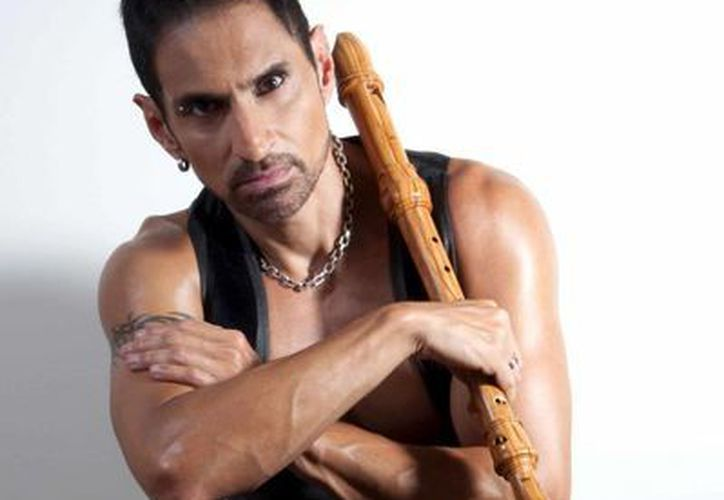 El flautista mexicano ofrecerá un concierto hoy a las 20 horas en el Teatro Cancún. (Redacción/SIPSE)