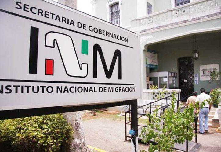 Nombran a Oswaldo Ortiz Matú como titular del Instituo Nacional de Migración. (Archivo SIPSE)