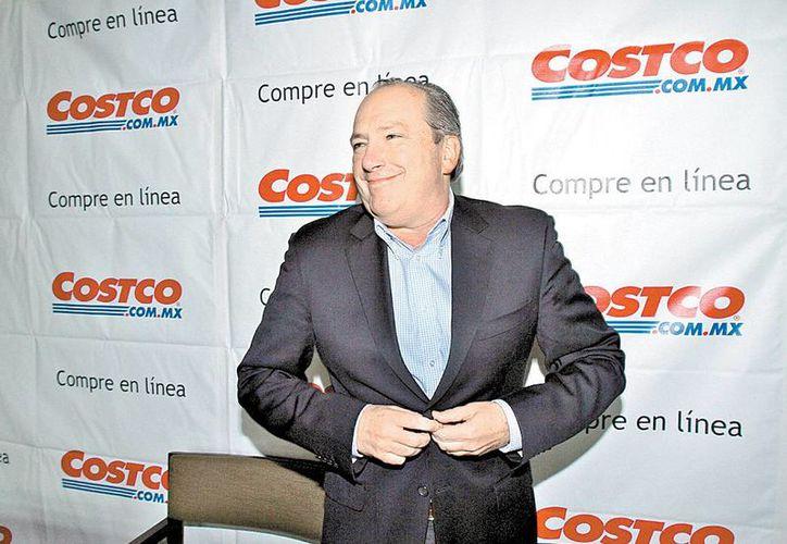 Iñigo Astier, director de comercio electrónico de la cadena. (Milenio)