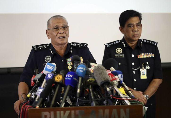 La Policía de Malasia identificó a cuatro personas que tienen conexión con la muerte de  Kim Jong Nam, hermanastro del líder de Corea del Norte. (Vincent Thian/AP)