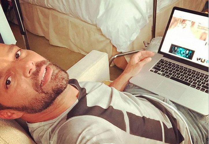 El nuevo disco de Ricky Martin 'A quien quiera escuchar' ya está disponible en todos los formatos. Hoy se realizó el lanzamiento mundial. La foto es de contexto. (Instagram/ricky_martin)