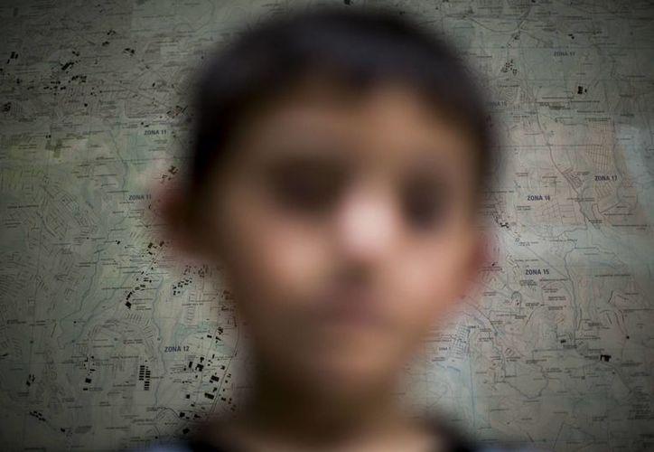 Los menores centroamericanos que son interceptados en México son entregados al Sistema para el Desarrollo Integral de la Familia. (Archivo/AP)